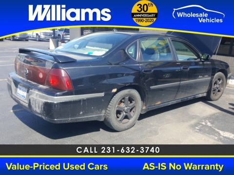 Pre-Owned 2003 Chevrolet Impala LS